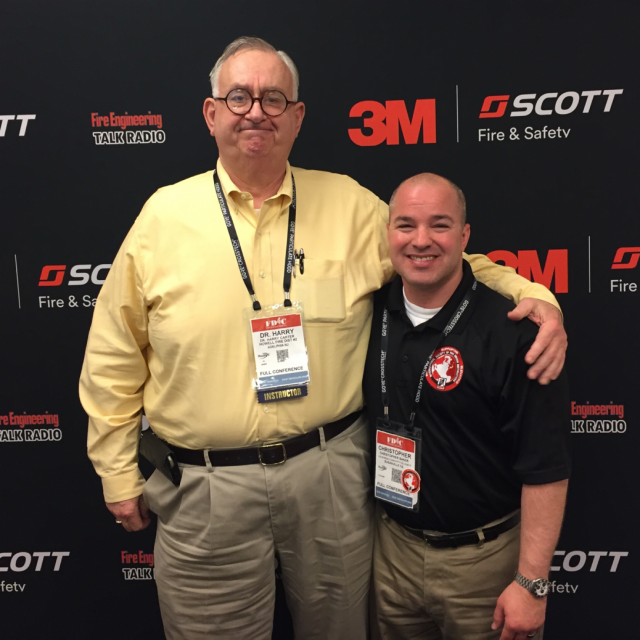 Fire Engineering Radio: The Future Firefighter Podcast with Dr. Harry Carter